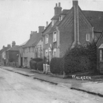 High Street looking south dated 1922 on back