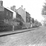 High Street south looking north 1908 postmark