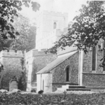 St Mary's Walkern about 1904