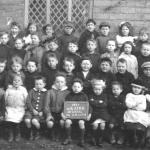 School class, Walkern 1920 1