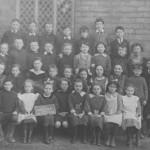 School class, Walkern 1920 3
