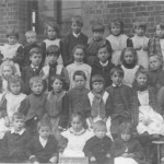 School class, Walkern about 1910 4