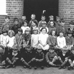 School class, Walkern, about 1930. See webpage for names