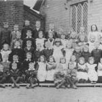 School class, Walkern, abt 1910 4