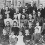 School class, Walkern, abt 1910 5