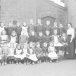 School class, Walkern, abt 1910 7