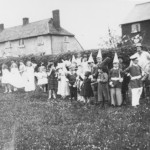 1935 Jubilee celebrations, Walkern 20