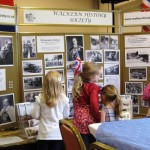 Interest in the WHS stand, Big Jubilee Picnic, 3 June 2012
