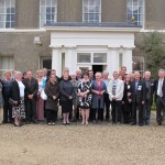 2013 May 4th Twinning group photo at Walkern Hall John Pearson 063