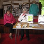Eleanor & Irene - WHS at URC Jubilee Open Day