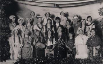 WI Choral Society 1925
