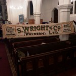 Wright's Banner - 'show & tell' 26 April 2012