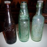 Wright's Bottles - 'show & tell' 26 April 2012
