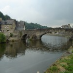 The old bridge Lanvallay-Dinan