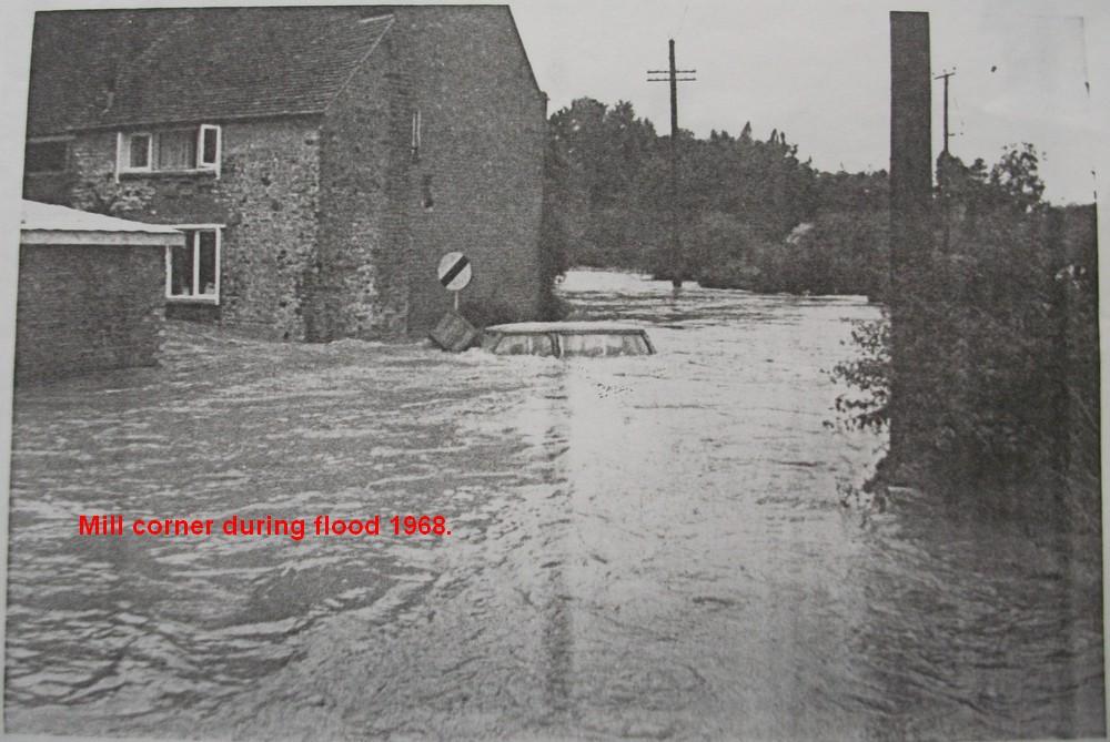 1968 Flood Photos Walkern History Society