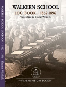School logbook 1 cover