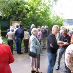 2013 10 06 Unveiling of Walkern History Board A 17