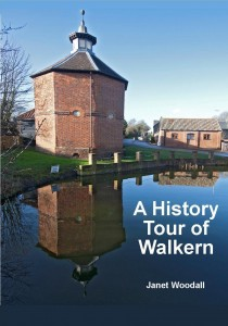 BOOK History Tour of Walkern COVER2