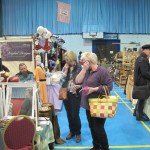 2014 03 14 Carolyn and Janet at The Original Reenactors Market 18