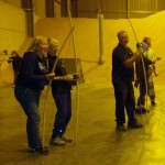 09-2014 09 30 first archery at grainstore Janet Woodall  (9)
