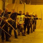12-2014 09 30 first archery at grainstore Janet Woodall  (12)