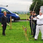 2014 06 03 Walkern longbow archers 07