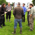 2014 06 03 Walkern longbow archers 08