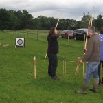 2014 06 03 Walkern longbow archers 09