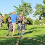 2014 06 10 Longbow practise 02