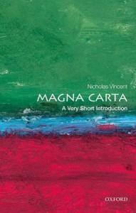 Magna Carta a very short introduction Nick Vincent