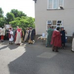 01 procession to church 27 06 2015 Roy Wareham 05