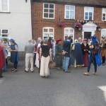 01 procession to church 27 06 2015 Roy Wareham 06