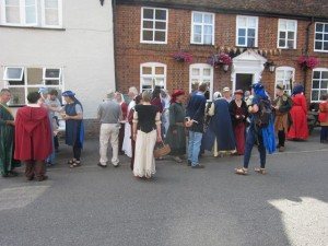 01 procession to church 27 06 2015 Roy Wareham 06