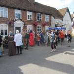 01 procession to church 27 06 2015 Roy Wareham 07