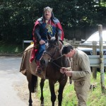 03 procession to Walkern Magna Carta Fair 27 06 2015 Roy Wareham 1