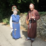 03 procession to Walkern Magna Carta Fair 27 06 2015 Roy Wareham 4
