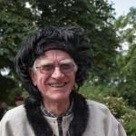 03 procession to Walkern Magna Carta Fair Peter Ravilious 04
