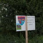 03 procession to Walkern Magna Carta Fair Peter Ravilious 13