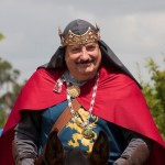 03 procession to Walkern Magna Carta Fair Peter Ravilious 15