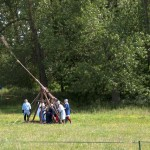 08 Conquest at Walkern Magna Carta Fair Peter Ravilious 2
