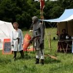 08 conquest at Walkern Magna Carta Fair Peter Ravilious 04