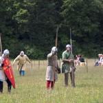 08 conquest at Walkern Magna Carta Fair Peter Ravilious 06
