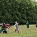 08 conquest at Walkern Magna Carta Fair Peter Ravilious 07