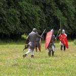 08 conquest at Walkern Magna Carta Fair Peter Ravilious 08