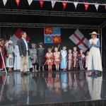 11 Costumes at Walkern Magna Carta Fair 28 06 2015 Peter Ravilious 01