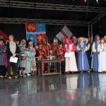 11 Twinning with Lanvally at Walkern Magna Carta Fair 28 06 2015 Peter Ravilious 05