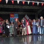 11 Twinning with Lanvally at Walkern Magna Carta Fair 28 06 2015 Peter Ravilious 07