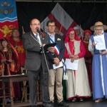 11 Twinning with Lanvally at Walkern Magna Carta Fair 28 06 2015 Peter Ravilious 08