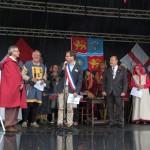11 Twinning with Lanvally at Walkern Magna Carta Fair 28 06 2015 Peter Ravilious 09
