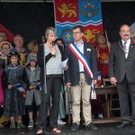11 Twinning with Lanvally at Walkern Magna Carta Fair 28 06 2015 Peter Ravilious 10